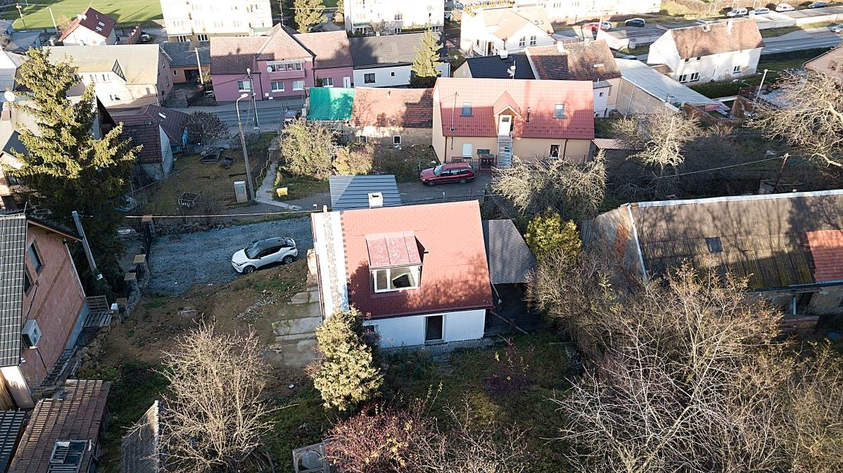 Prodej RD s garáží v obci Kozolupy
